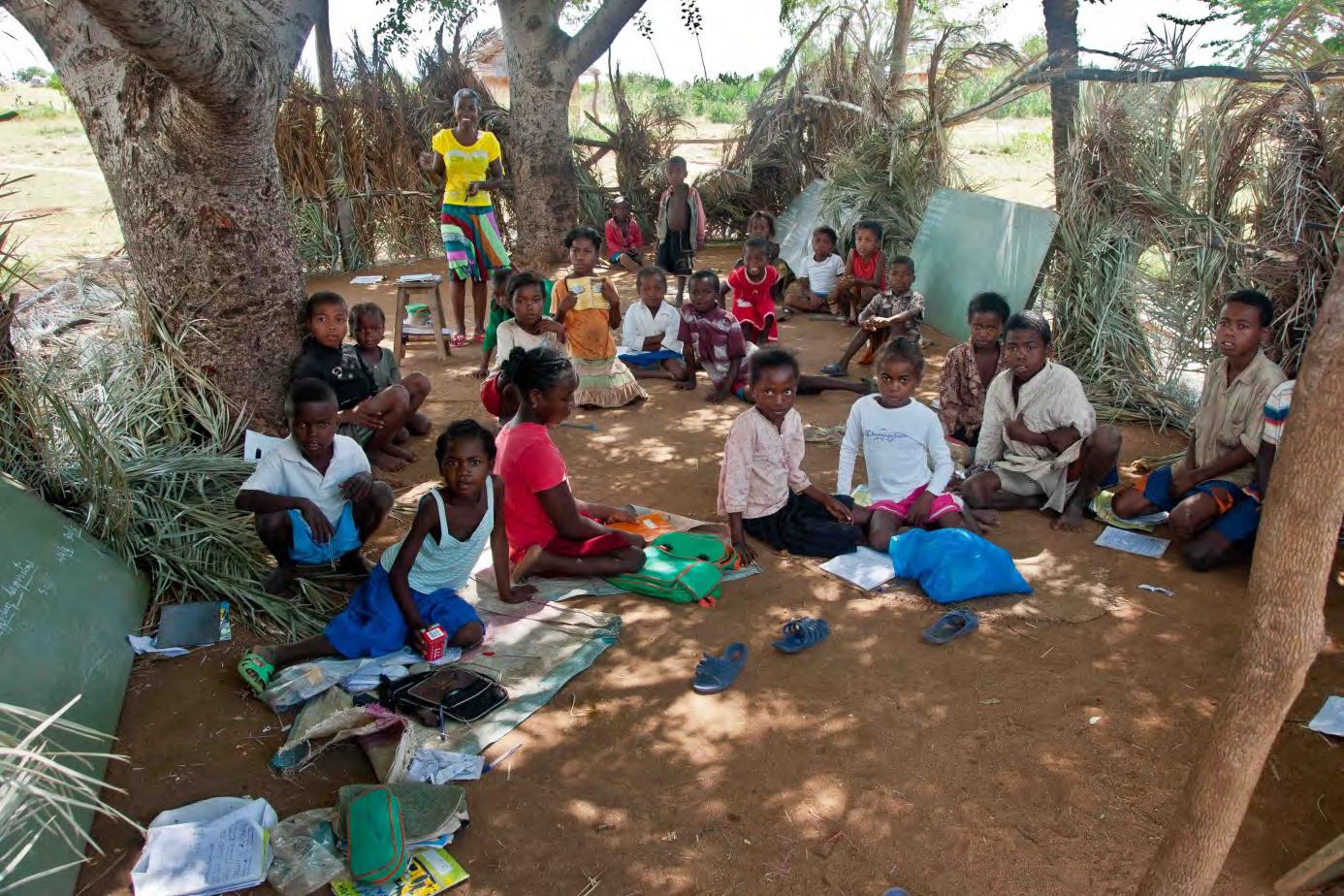 Le réseau des écoles de brousse de l'Assomption à Madagascar