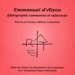 Cahier n°3 : Emmanuel d'Alzon, bibliographie commentée et référencée