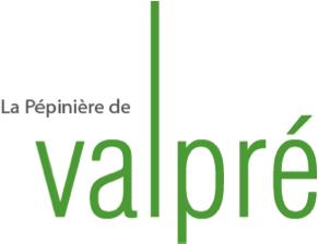 Logo Pépinière de Valpré