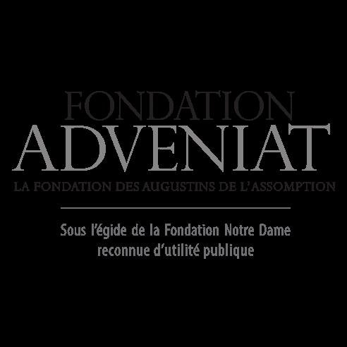 Logo Fondation Adveniat