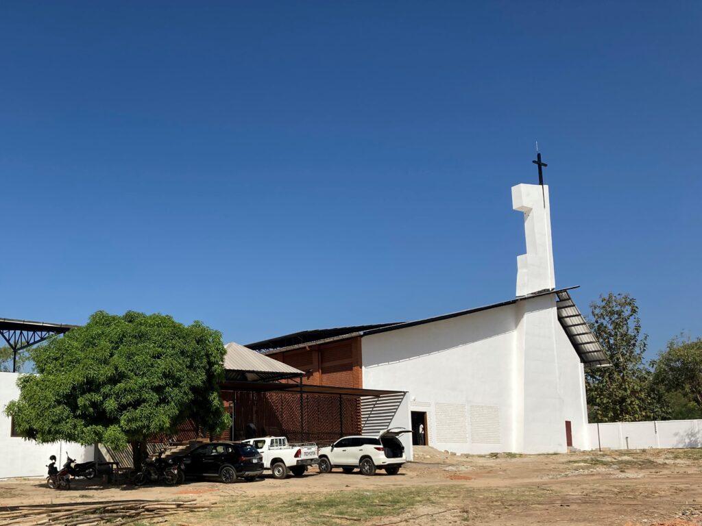 Eglise Sokodé