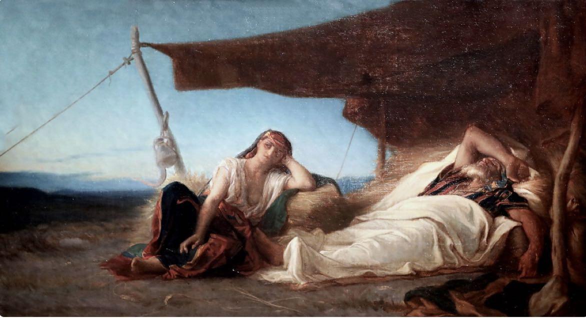 Ruth et Booz, ou le triomphe du respect mutuel (Livre de Ruth)