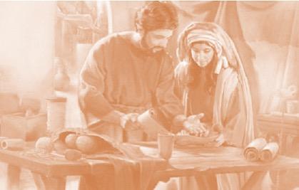 Prisca et Aquilas :  un couple au service de l'Évangile (Ac 18)
