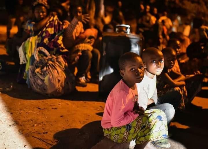 Apportons notre soutien aux populations sinistrées de Goma