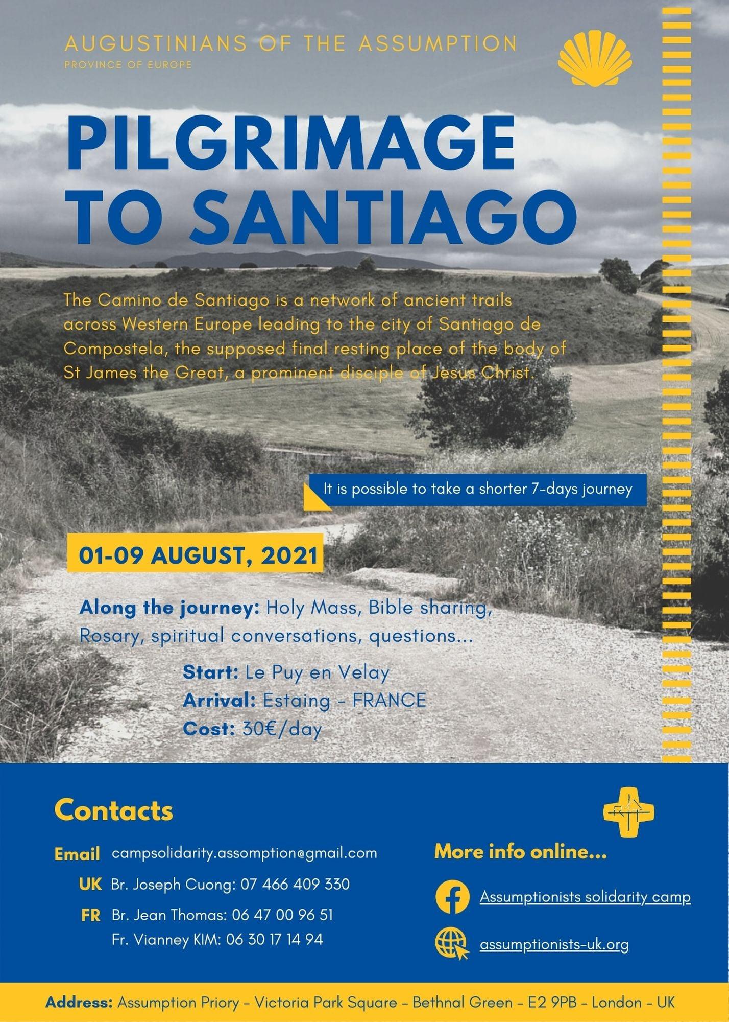 Camino de Santiago 2021